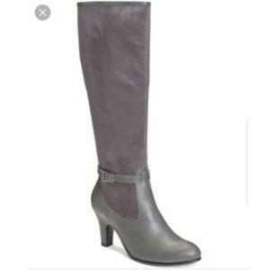 NEW Aerosoles Cloudscape Wide Calf Boots